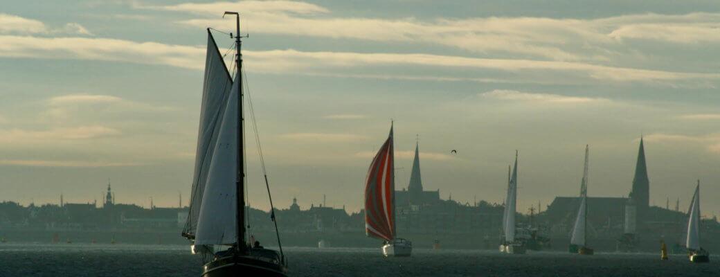 Terugreis Na Zeilvakantie In Denemarken