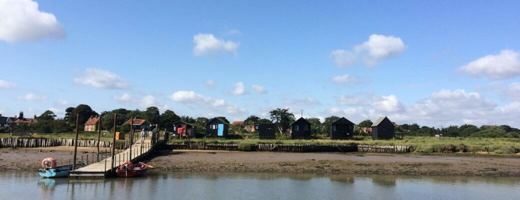 Lowestoft – Southwold – River Deben – Ipswich